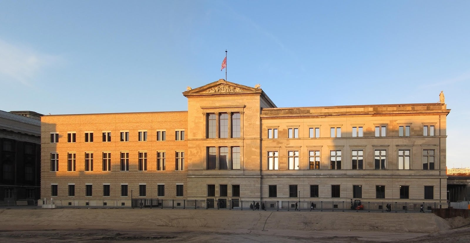 Neues Museum - Museu Novo em Berlim