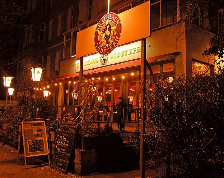 Bar Brauhaus Sudstern em Berlim