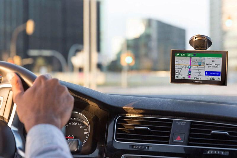 Uso do GPS na Alemanha