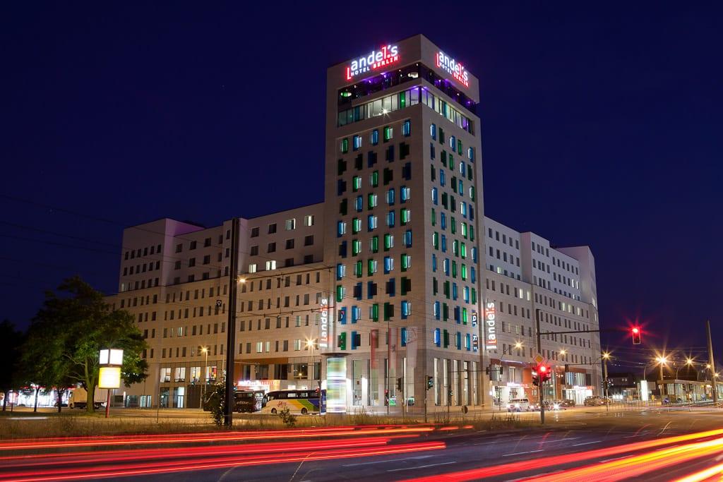 Hotel Andel's em Berlim na Alemanha