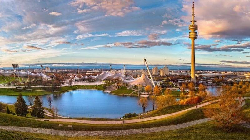 Olympiapark em Munique