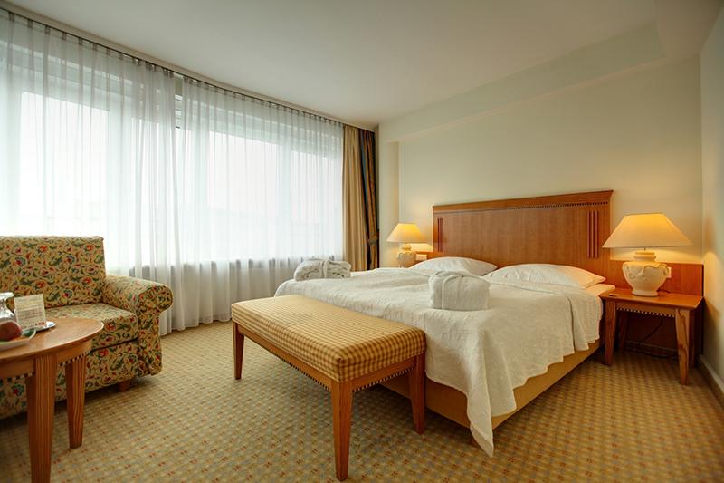 Suíte do Hotel Domicil Berlin by Golden Tulip