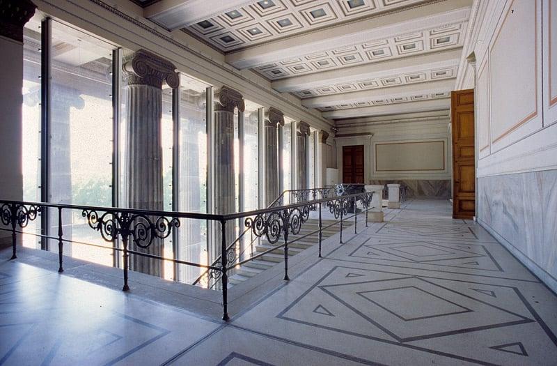Altes Museum - Museu Antigo em Berlim