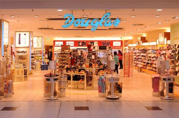 Loja Douglas em Berlim
