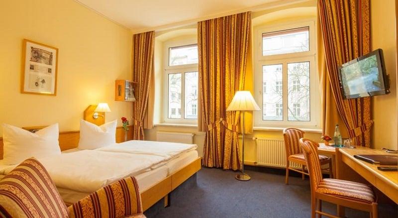 Hotel-Pensio Kastanienhof em Berlim