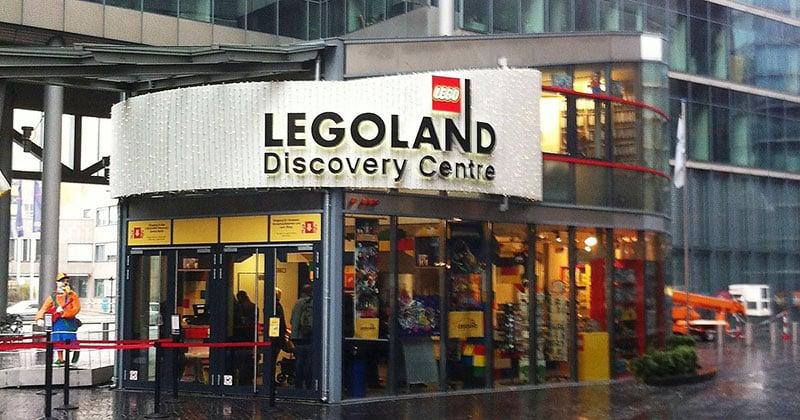 LEGOLAND Discovery Centre em Berlim