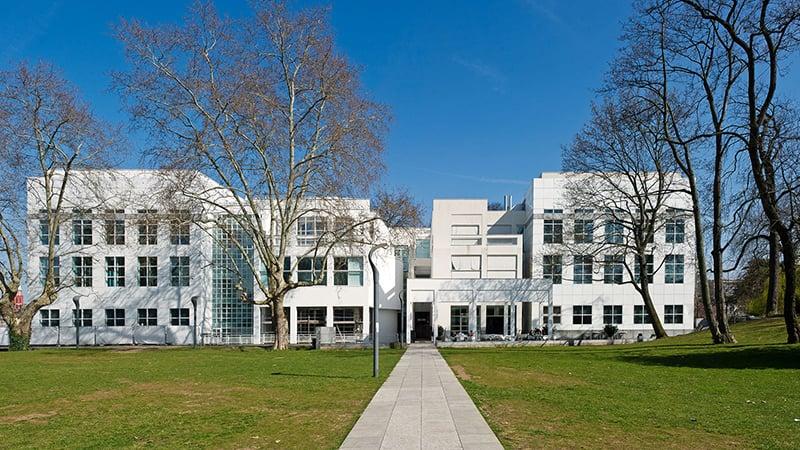 Aterro dos Museus em Frankfurt