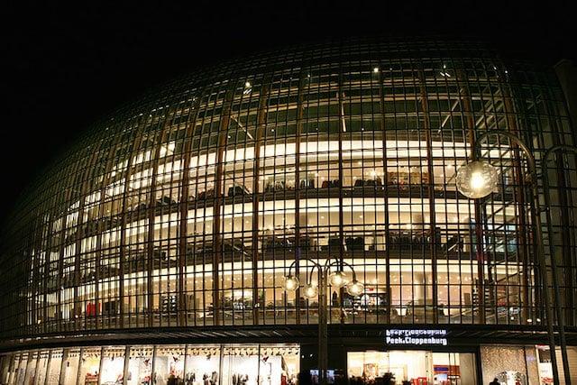 Peek & Kloppenburg em Frankfurt