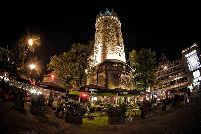 Restaurante na Eschenheimer em Frankfurt
