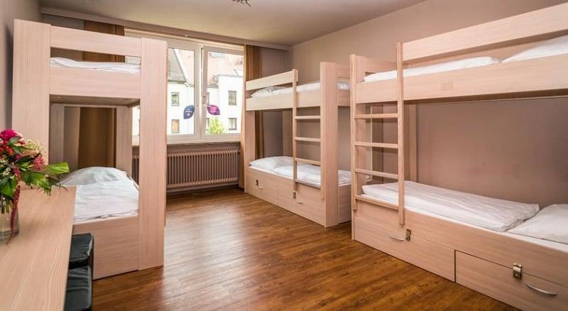 Smart Stay Hostel em Munique