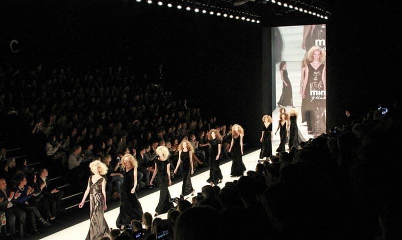 Fashion Week em Berlim