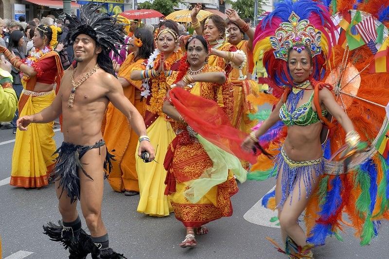 Karneval der Kulturen em Berlim