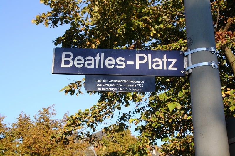 Beatles Tour em Hamburgo