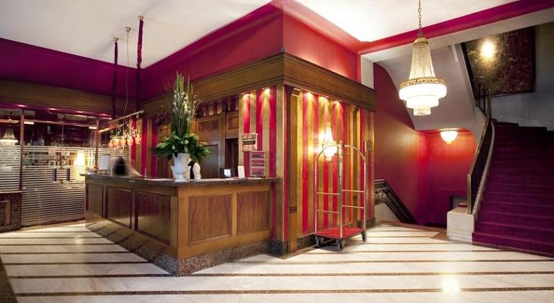 Savoy Hotel em Berlim