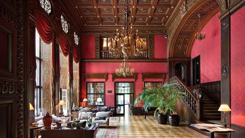 Schlosshotel im Grunewald em Berlim