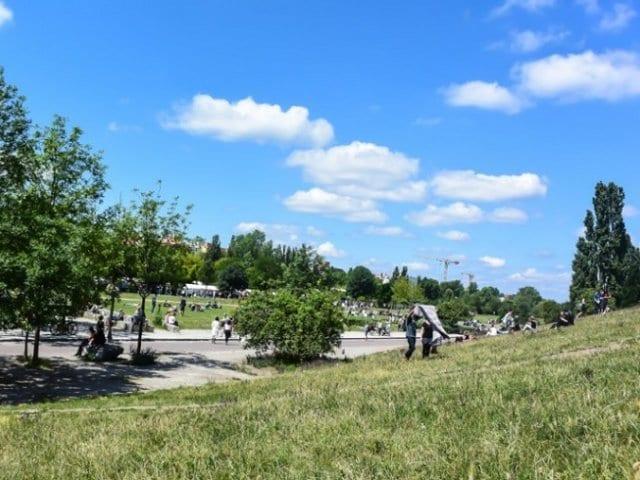 Melhores parques em Berlim