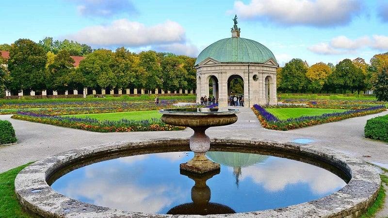 Hofgarten em Munique