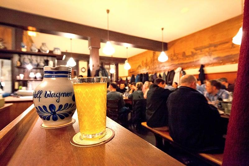 Restaurante Apfelweinwirtschaft Adolf Wagner em Frankfurt