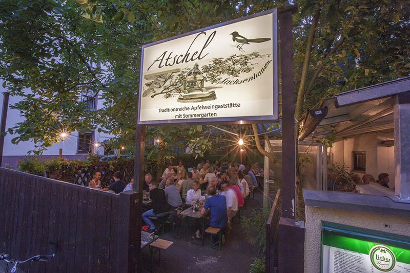 Restaurante Atschel em Frankfurt