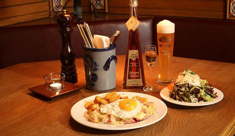 Restaurante Klosterhof em Frankfurt