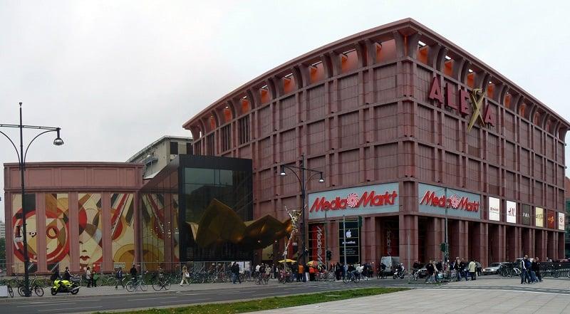 Mediamarkt em Berlim