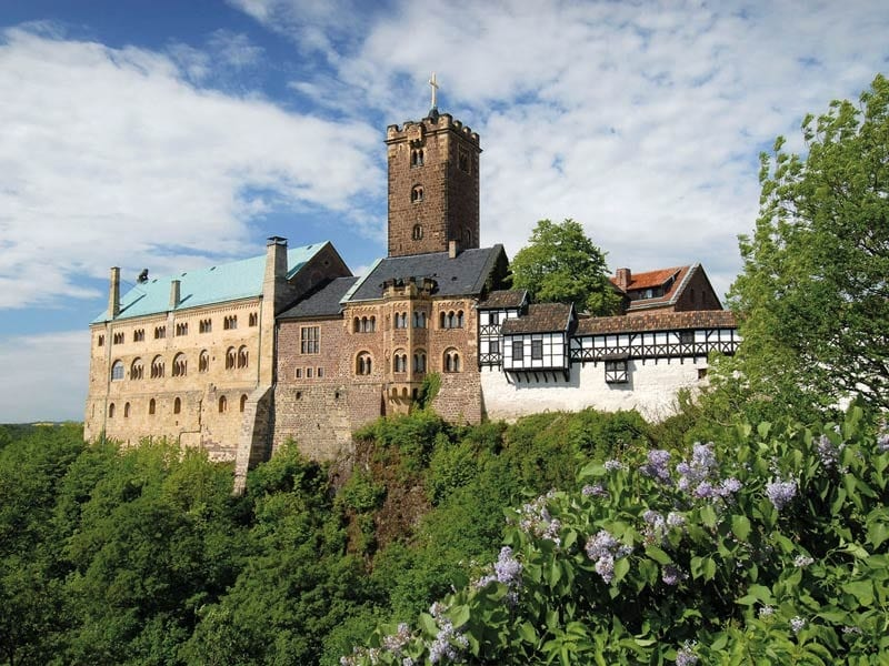 Eisenach na Alemanha