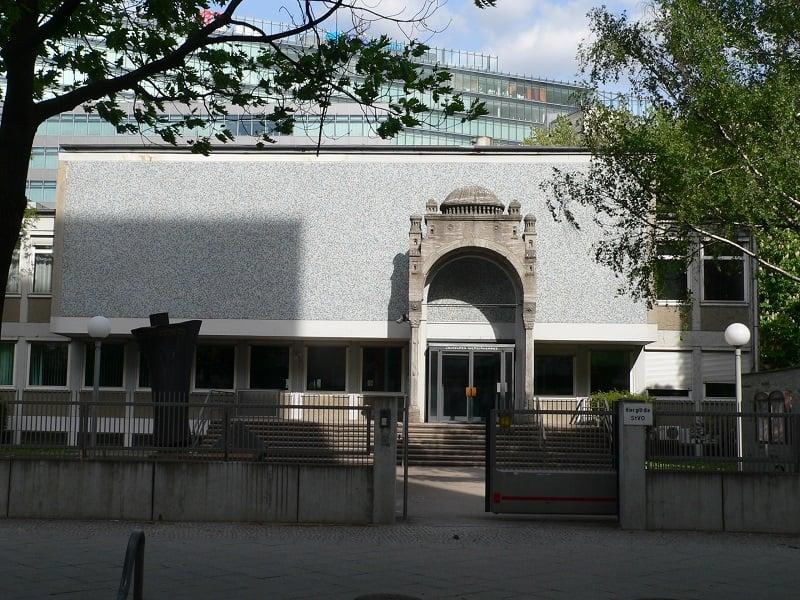 Jüdisches Gemeindehaus em Berlim