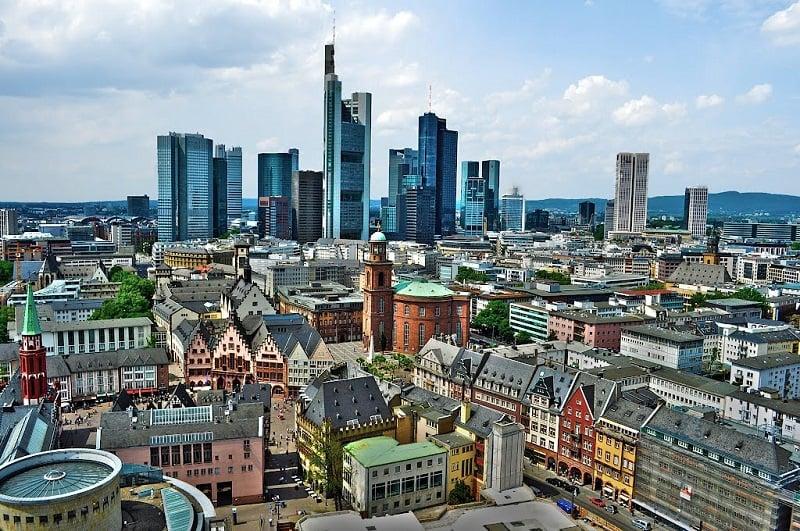Roteiro de cinco dias em Frankfurt