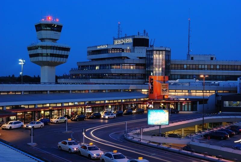 Aluguel de carro no aeroporto de Berlim