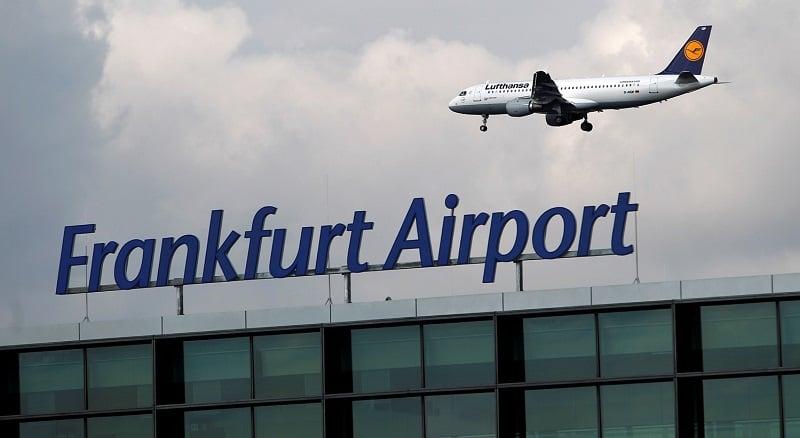 Aluguel de carro no aeroporto de Frankfurt