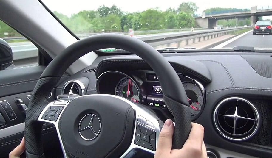 Aluguel de carro Mercedes na Alemanha