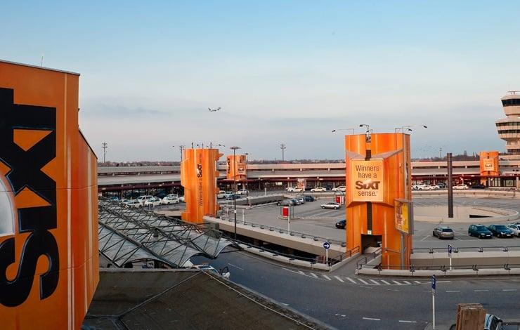 Locadoras de carro nos aeroportos de Berlim