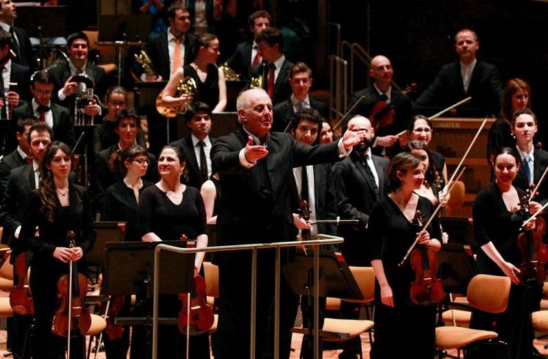 Festival de música clássica em Berlim