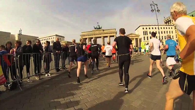 Meia Maratona em Berlim