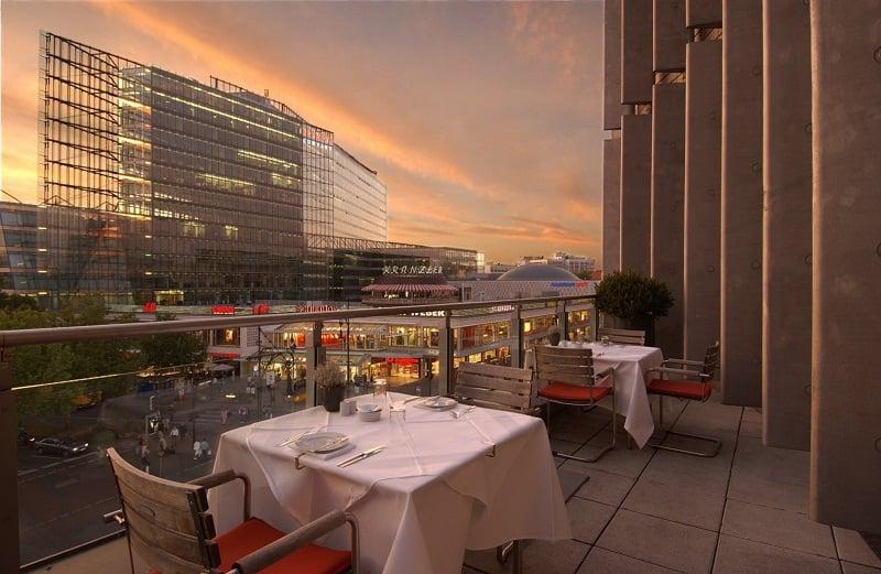Restaurante em Berlim na Alemanha