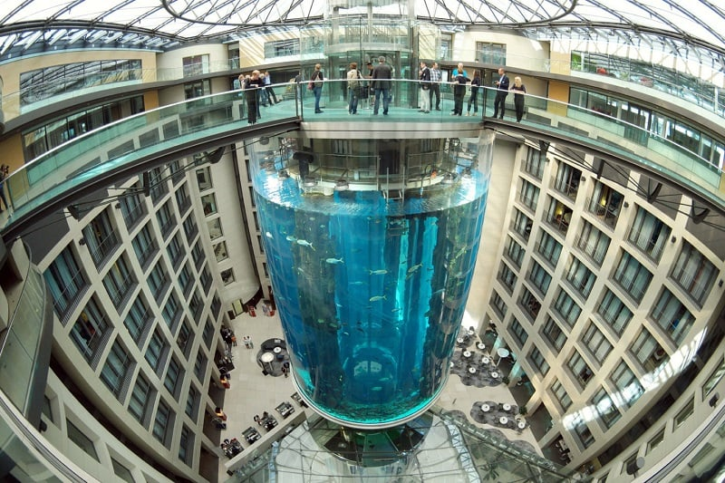 Aquário Cilíndrico de Berlim
