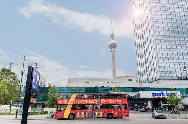 Ingressos para o Ônibus Hop On Hop Off em Berlim