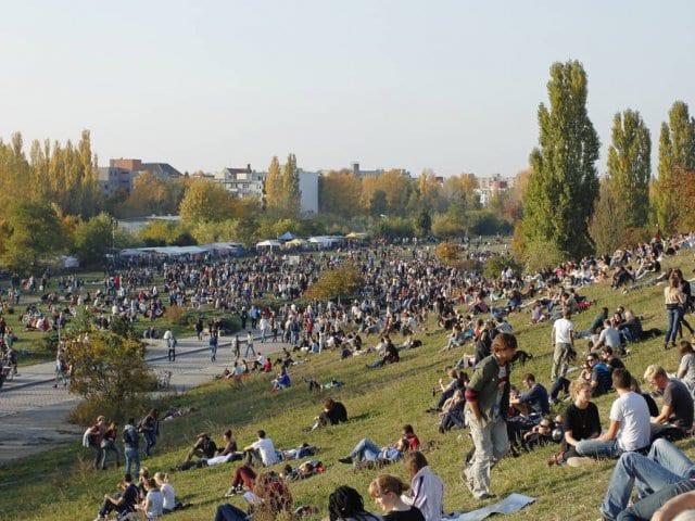 Excursão pela Berlim Atual