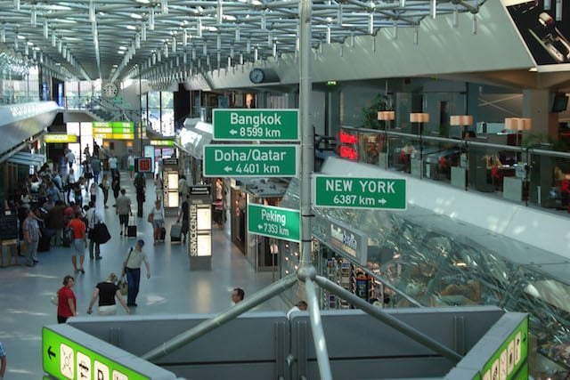 Aeroporto Tegel em Berlim