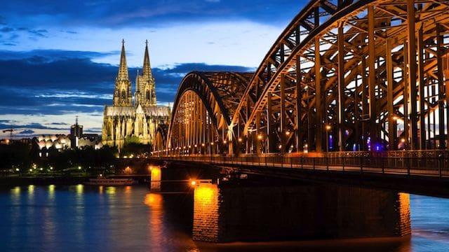 Pontes de Colônia