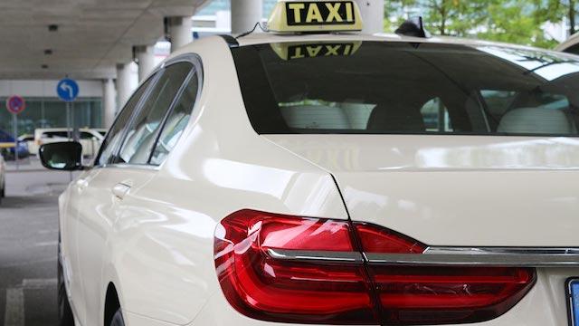 Táxi na Alemanha