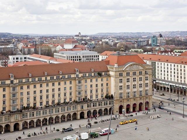 Roteiro de dois dias em Dresden