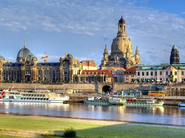 Passeios românticos em Dresden