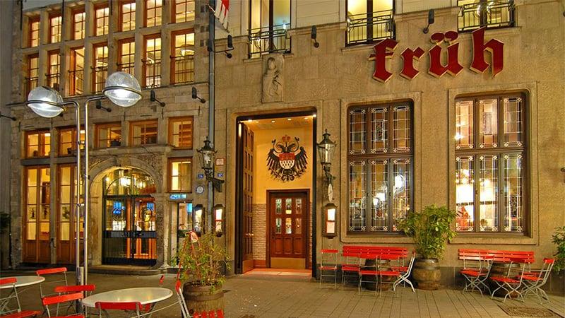 Restaurante FRÜH AM DOM em Colônia