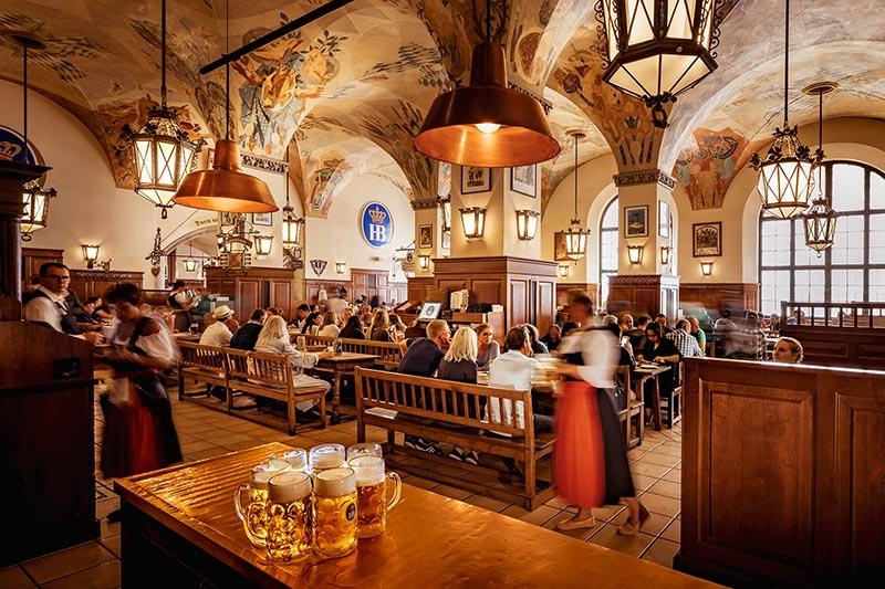 Tour da cerveja em Munique