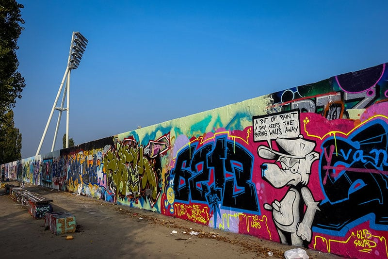 Sobre o Mauerpark em Berlim
