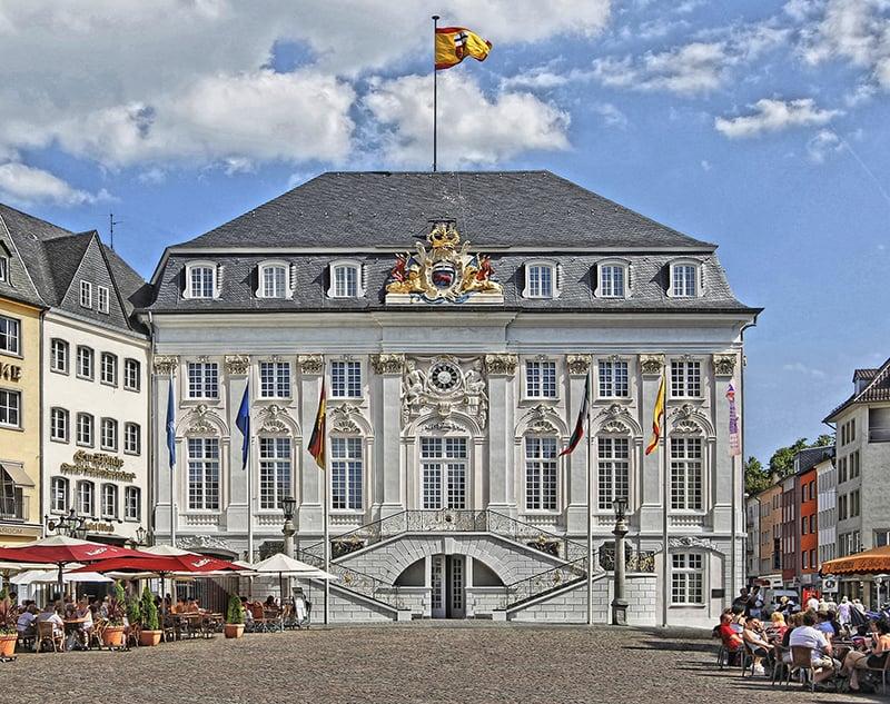 Passeios pela cidade de Bonn