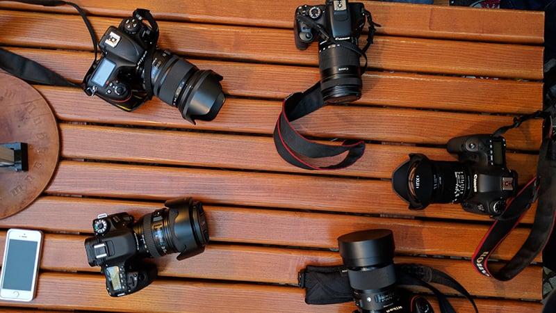 Melhores lojas para comprar câmeras fotográficas em Berlim