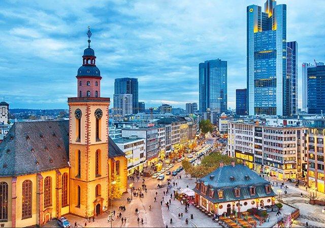 O que é preciso para viajar para Frankfurt