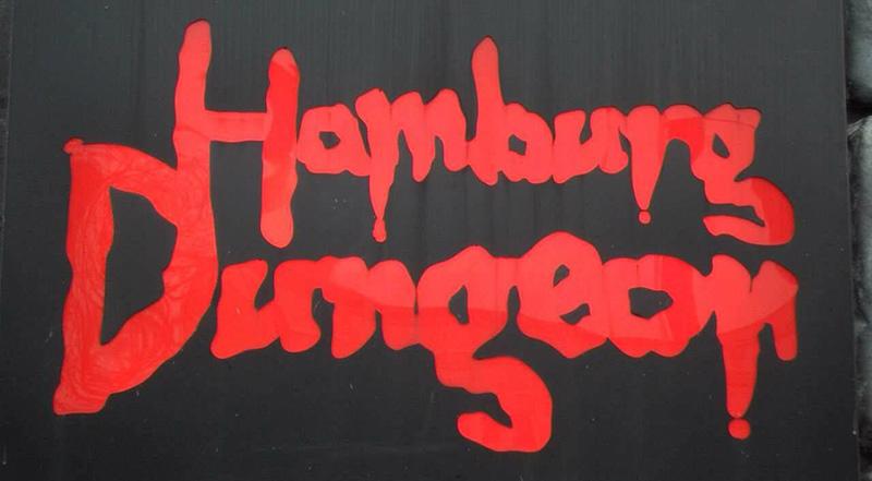 Logo do Hamburg Dungeon